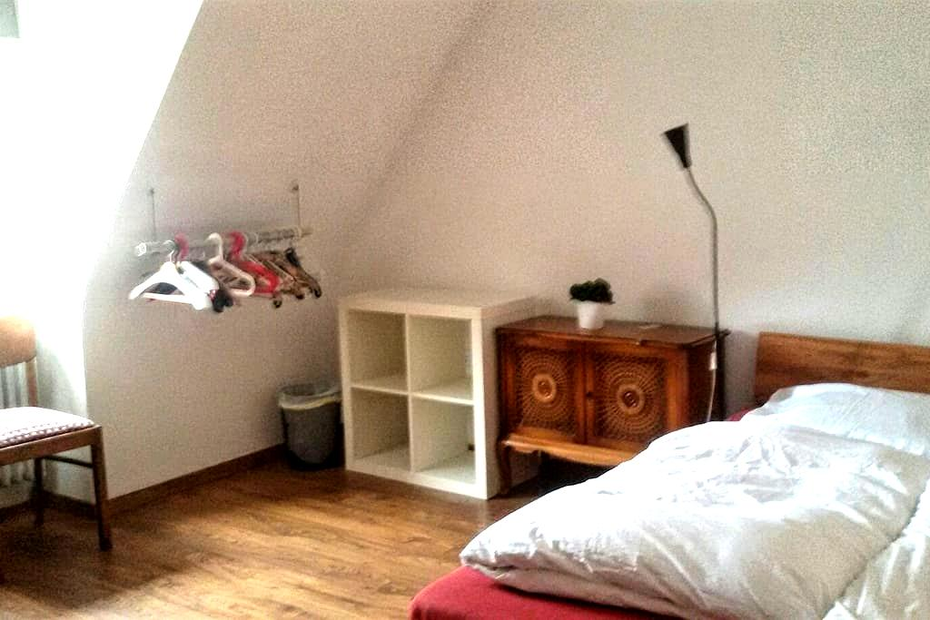 Nice room in the middle of Nürnberg - Nürnberg - Wohnung