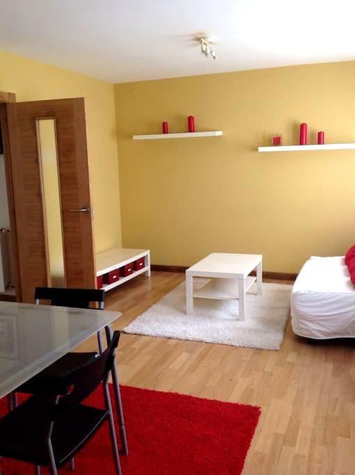 Apartamento en el pueblo de Limpias - Limpias - Apartment