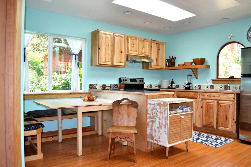 Garden cottage retreat - Everson - Casa