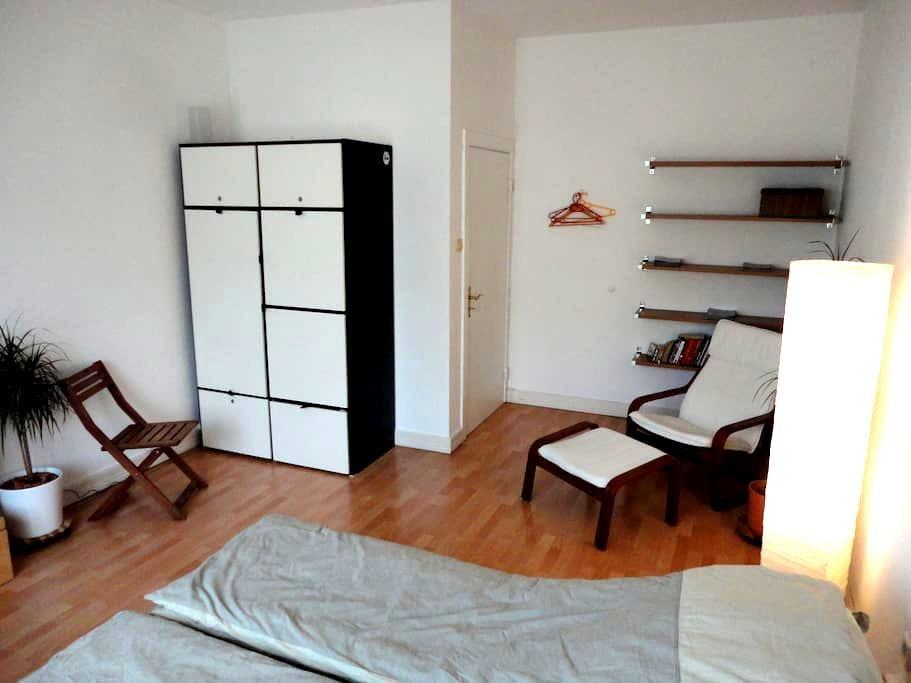 Tolles Zimmer Mitten in St. Georg  - Hamburg - Bed & Breakfast