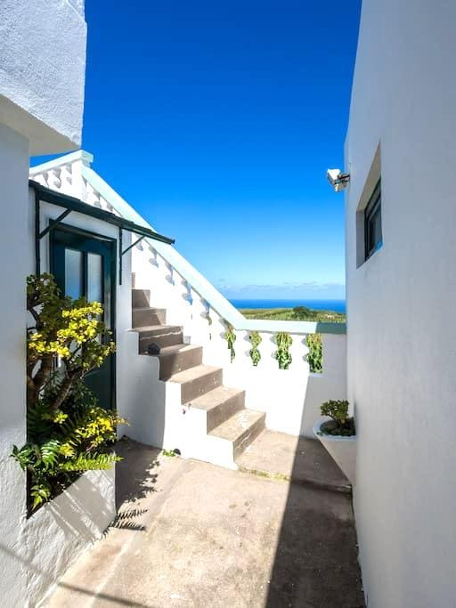 Cozy rooms in calm nature with seaview - Bretanha - Bed & Breakfast