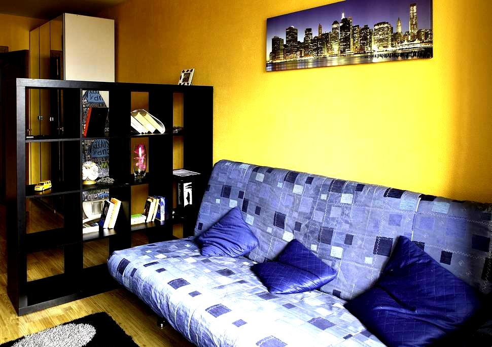 Cozy flat near center of Moscow - Moskva