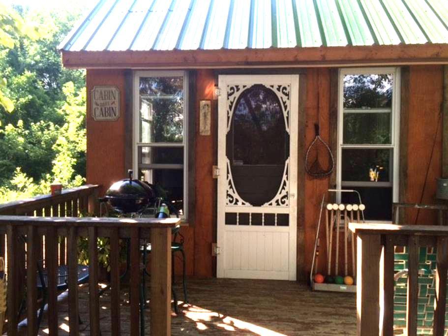 Cabin and Canoe - Harpursville - Chalet