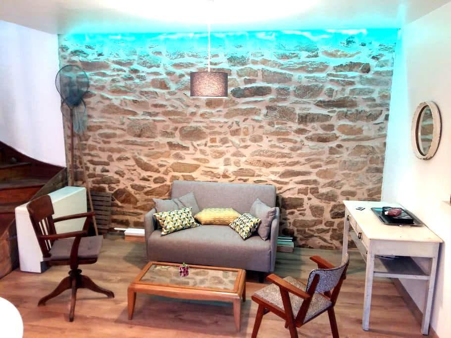 Maison à 100m de la plage - Douarnenez - Casa