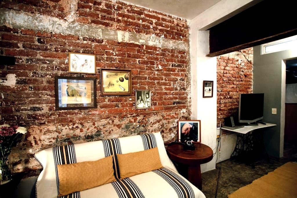 Charming Condesa  Studio - Ciudad de México - Huoneisto