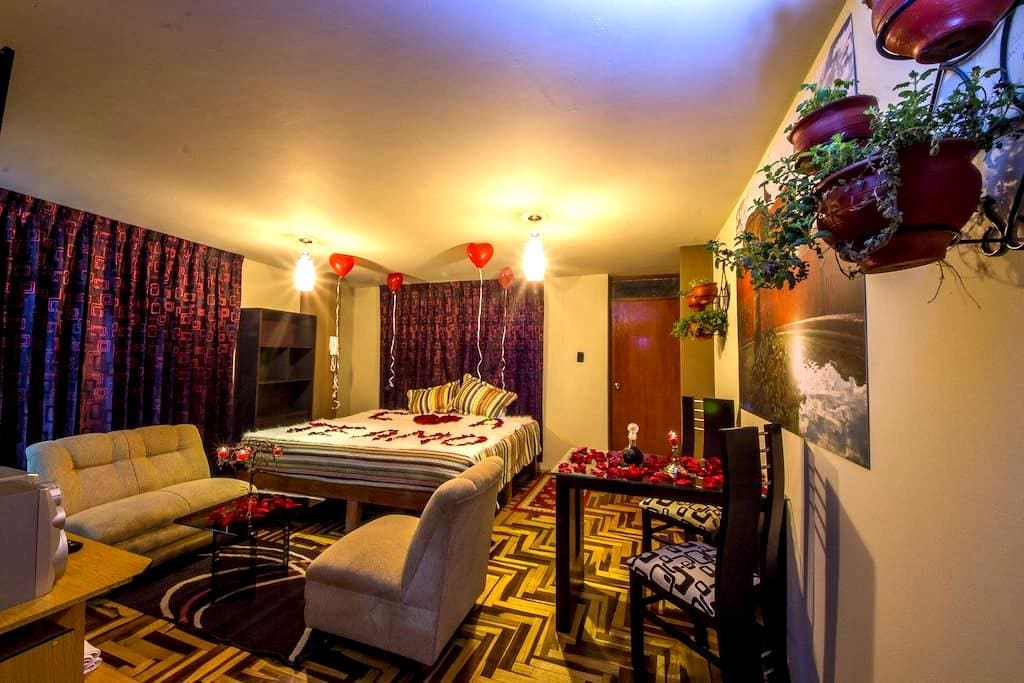 Sillary Hostal Boutique. Deluxe Suite Monasterio - Arequipa - Guesthouse