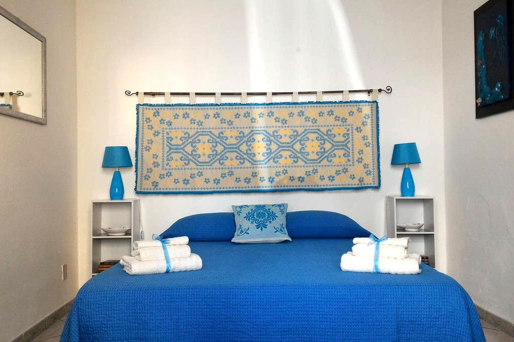 "Camera ""Mare"", B&B Vairumati a Oristano - Oristano - Bed & Breakfast"