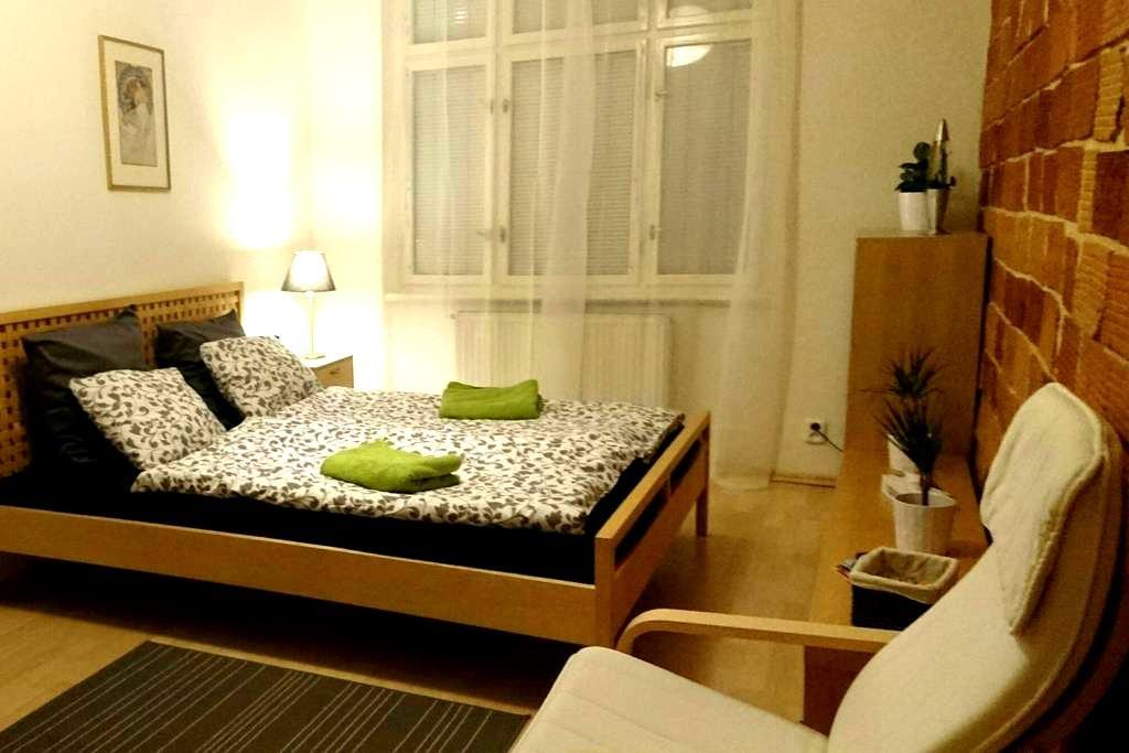 1st Republic Cosy Room Near Centre - Praga - Apartamento
