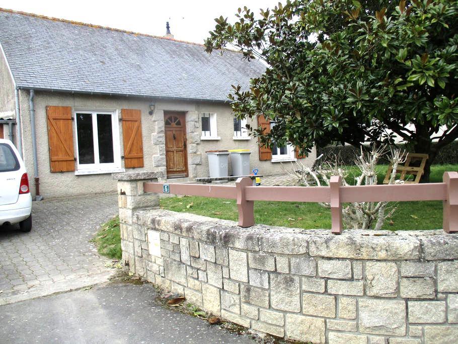Maison de bourg près de St Malo - Saint-Guinoux - Rumah
