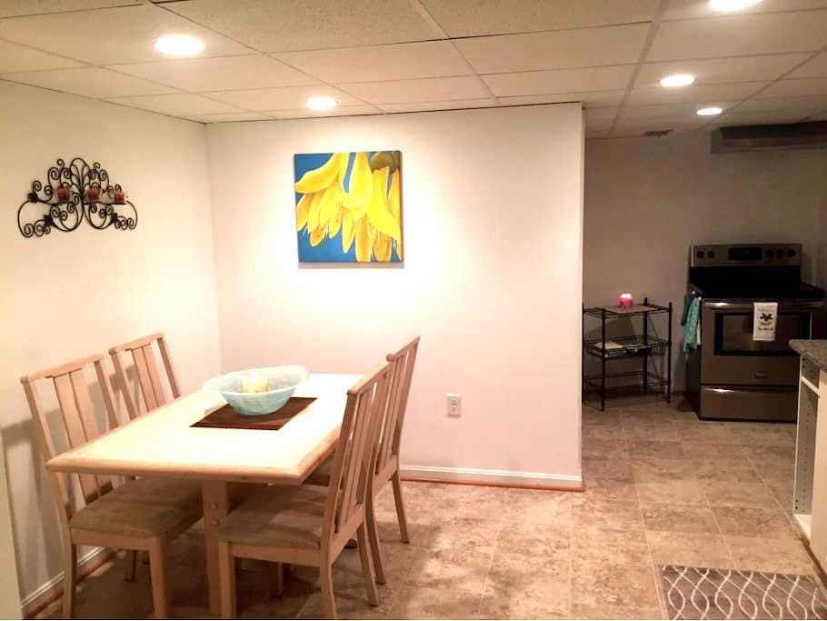 Wander Inn - Frederick - Apartment