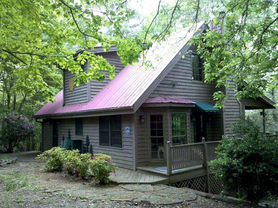 Cabin North Georgia, Dahlonega, Helen - Dahlonega