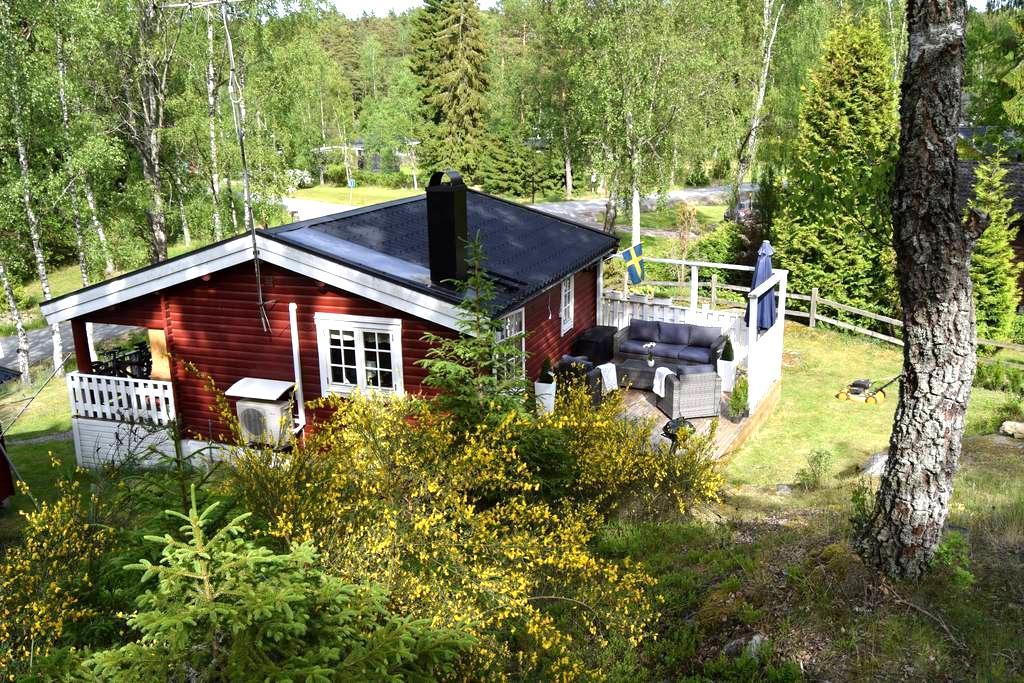 Cozy Cabin in Beautiful Trosa - Trosa S - Hus