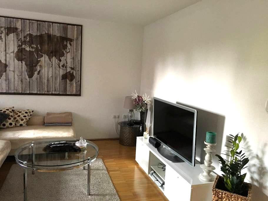 Messe Hannover City Apartment - Laatzen - Apartamento