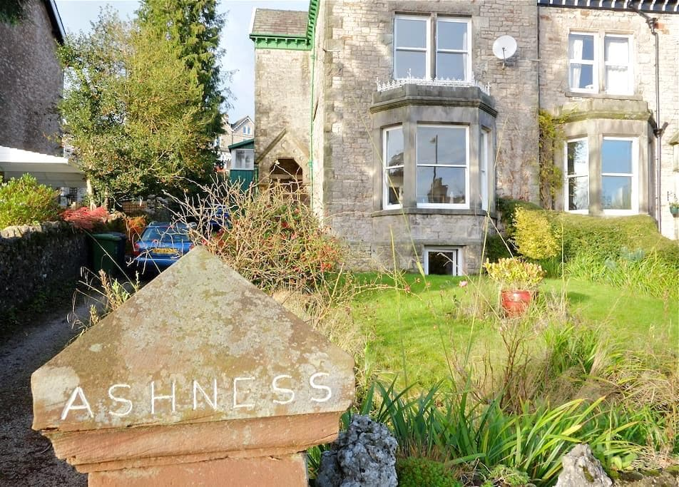 Stylish, private, double apartment. - Grange-over-Sands - Leilighet