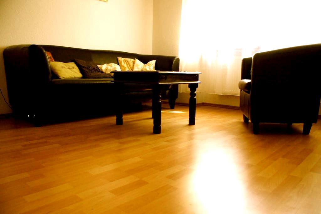 18qm room in Nuremberg near Subway & City Centre - Nürnberg - Διαμέρισμα