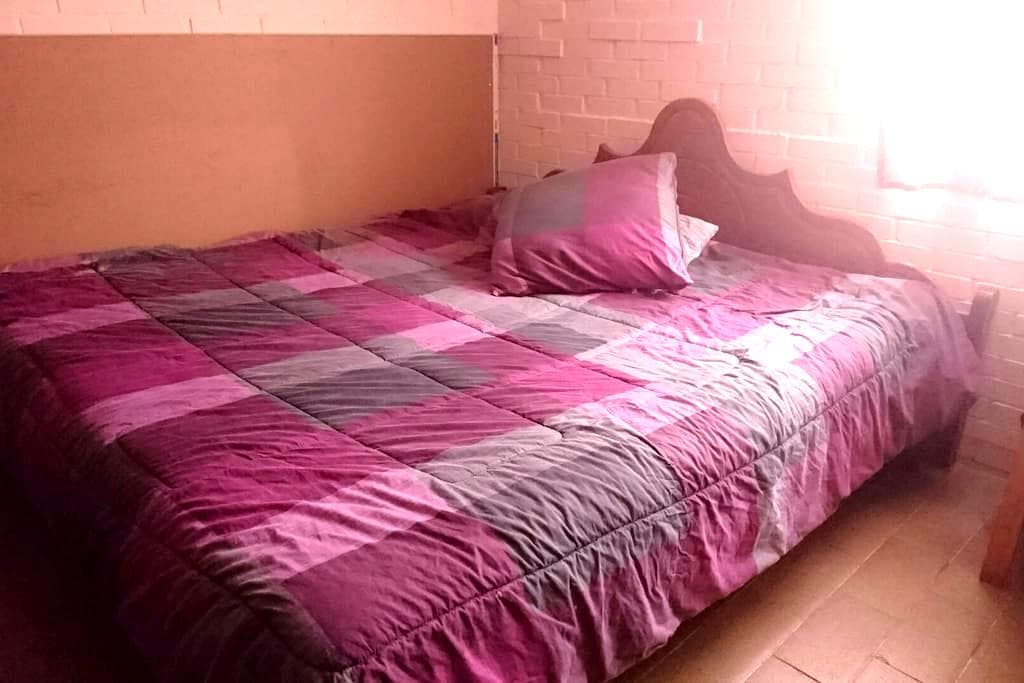 Cómodo apartamento - Heroica Puebla de Zaragoza - Apartemen