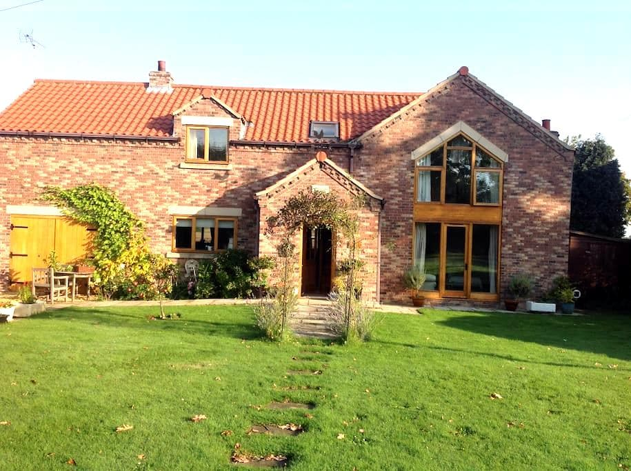 Charming Country Cottage - Appleton Roebuck