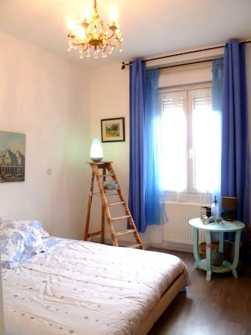 Chambre à louer à St Etienne Quarti - Saint-Étienne - ที่พักพร้อมอาหารเช้า