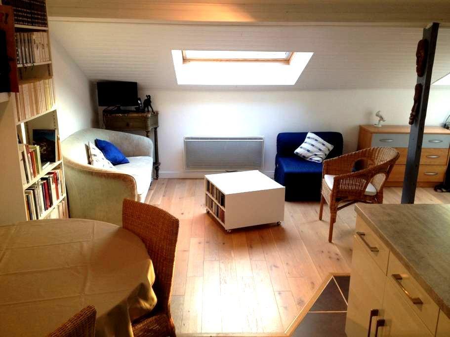 25 minutes Paris-centre - Saint-Germain-en-Laye - Apartment