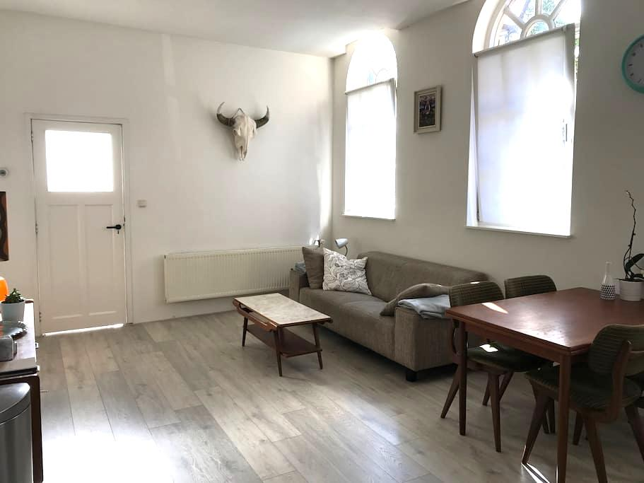 Apartement max. 3 pers + baby/toddler - Leiden - Appartement