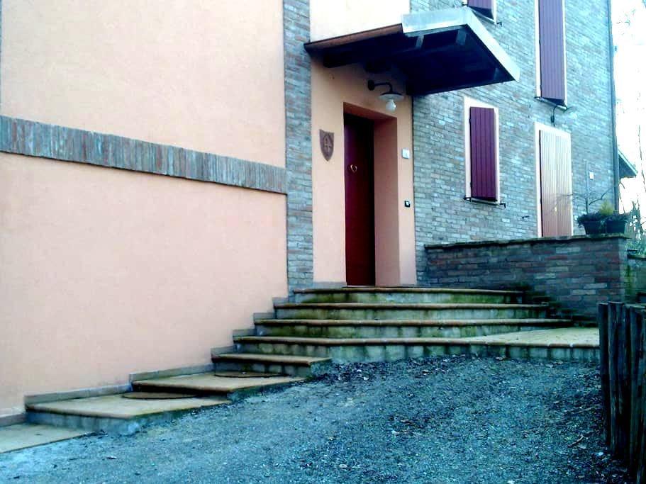 casa nel bosco.....in città - Reggio Emilia - Bed & Breakfast