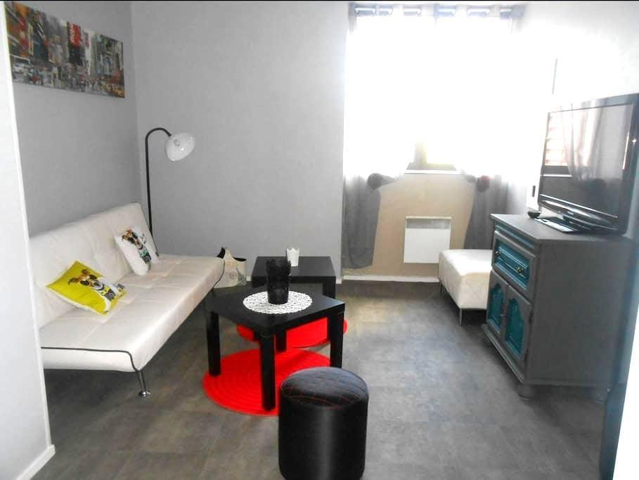 Maison capacité 4 personnes dans  longère bretonne - Cléden-Poher - Huis