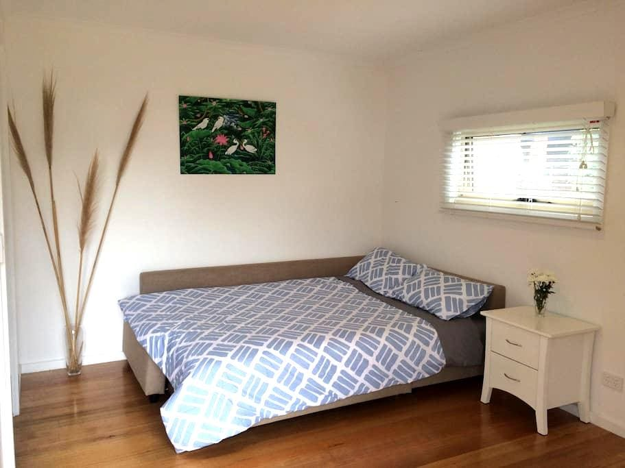 Garden Guest house in Newhaven (Phillip Island). - Newhaven - Pension