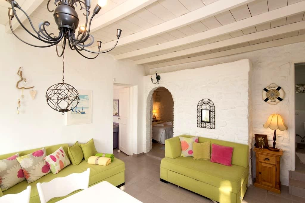 """""""Helios"""" Small Villa with Sea View in Paros - Paros"""
