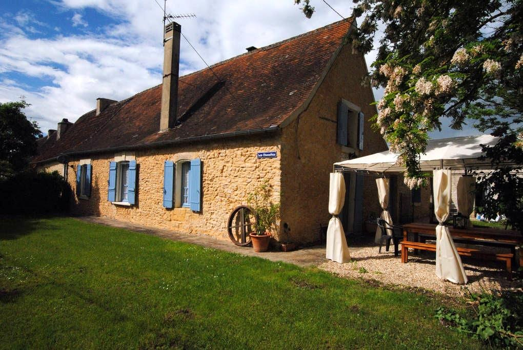 Live like a local in the Dordogne - Trémolat - Hus