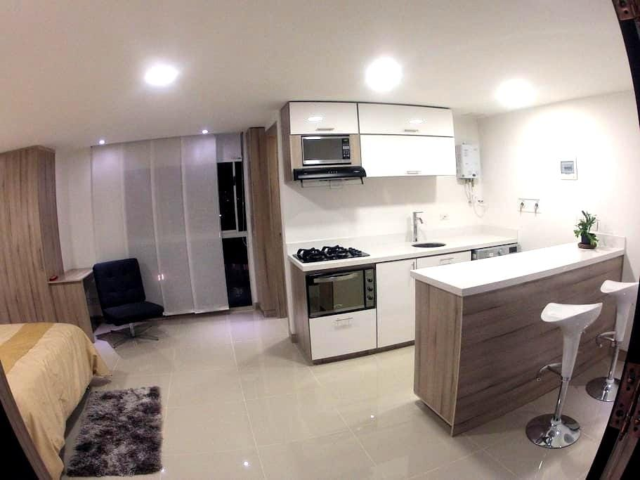 Cozy apartment in Poblado - Medellín - Apartment