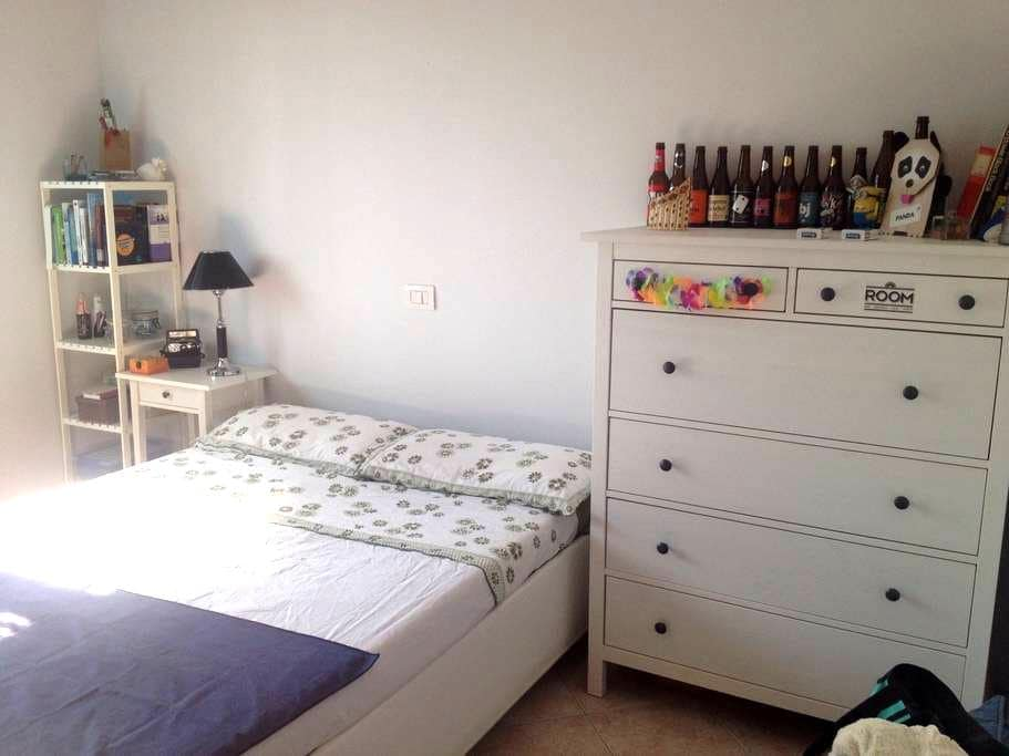 Bellissima stanza MI/RhoFiera.Aria condizionata - Bareggio - Wohnung