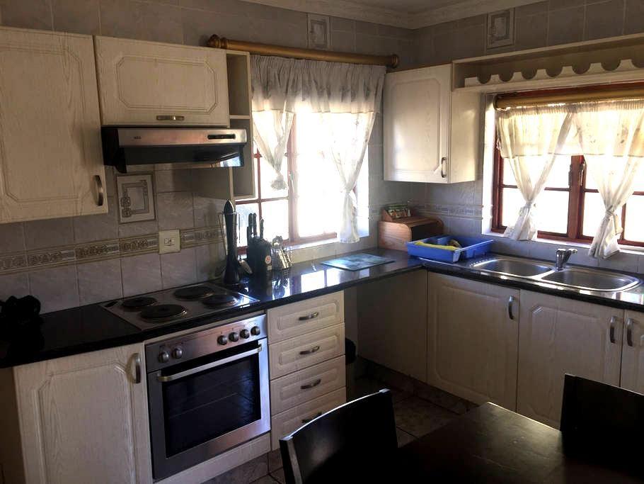 1 Bedroom self catering cottage - Edenvale