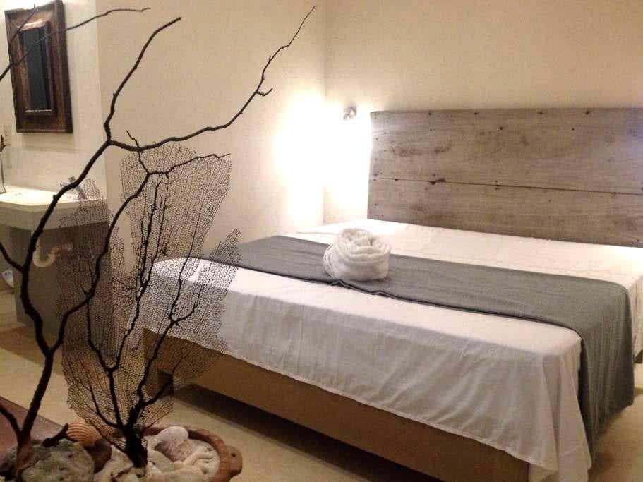 La Casa Natural Valladolid - Tulum - Valladolid - Appartement