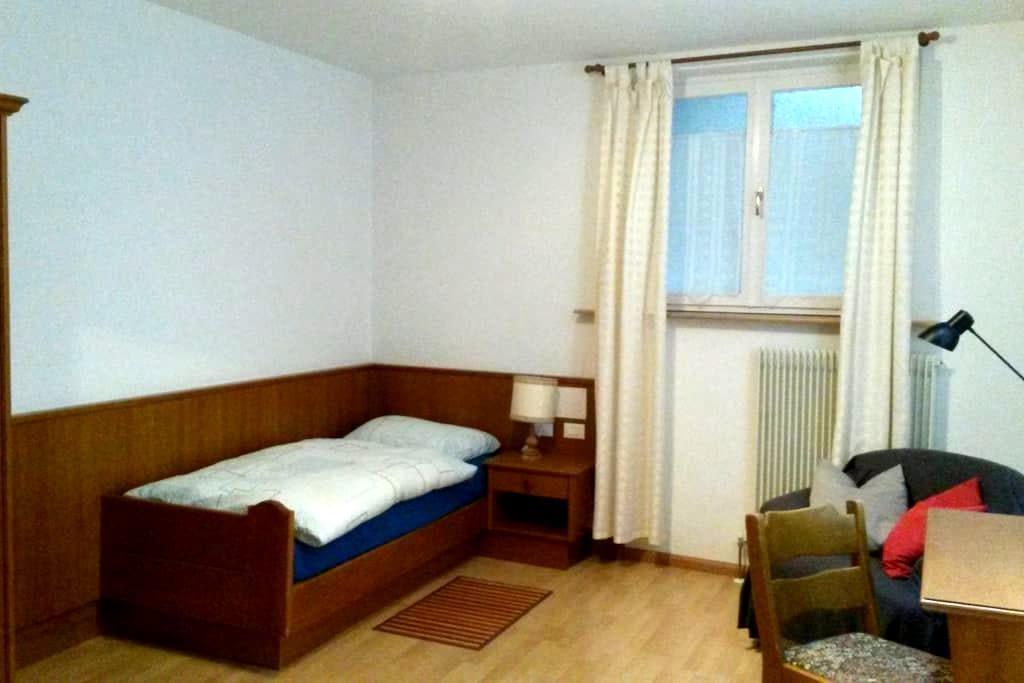 Günstiges und geräumiges Zimmer - Bozen - Condominio