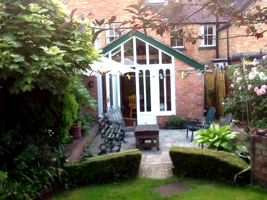 Edwardian Home near Cotswold Hills - Evesham