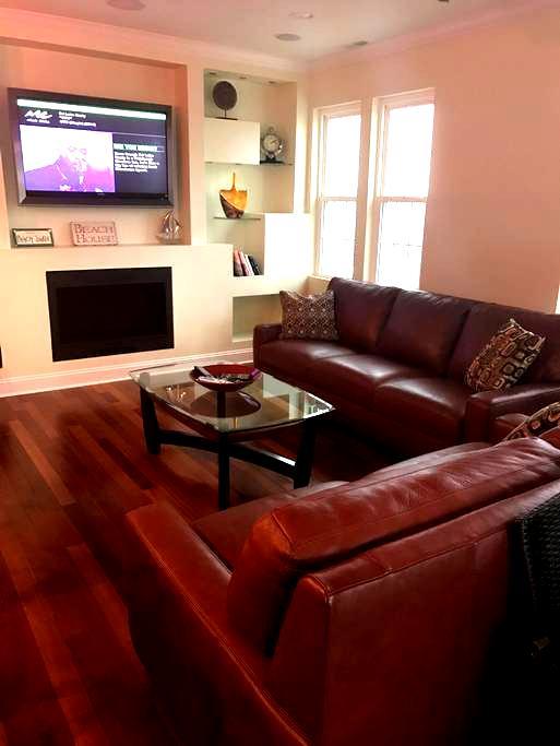 Cozy, Upscale Condo Near Beach - Atlantic City - Appartement en résidence