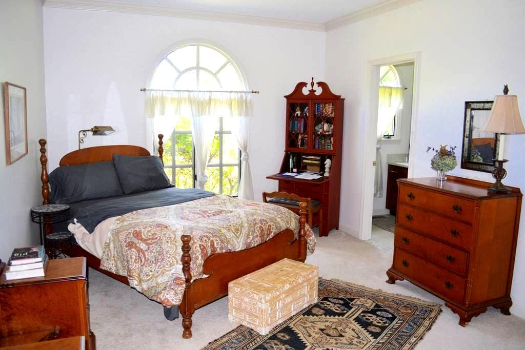 Comfy Traveller's Haven in Captain's EnSuite - Stonington - House