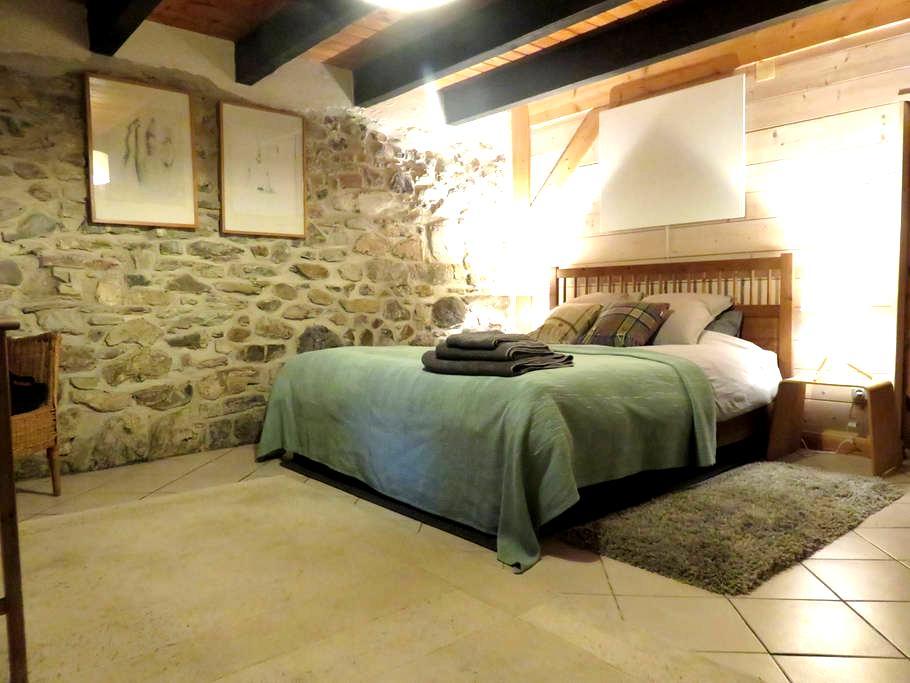 Homely apartment near Morzine - Seytroux - Apartment