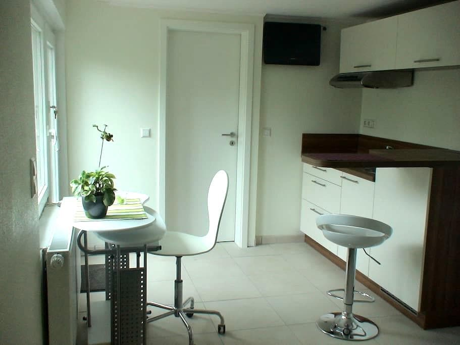 Private studio of 18 m² - Fentange - Apartment