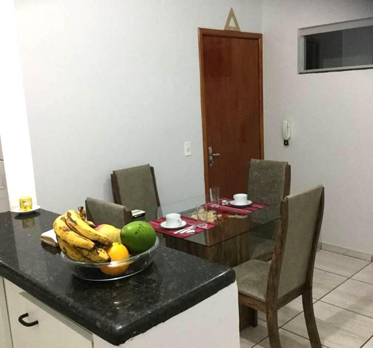 Visite a CASA DE JOÃO DE DEUS !!! - Abadiânia - Appartement