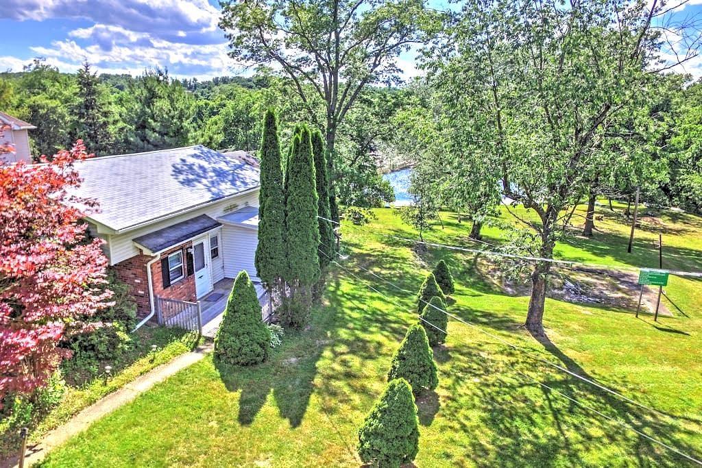 Lakefront 3BR New Windsor Home - New Windsor - Ev