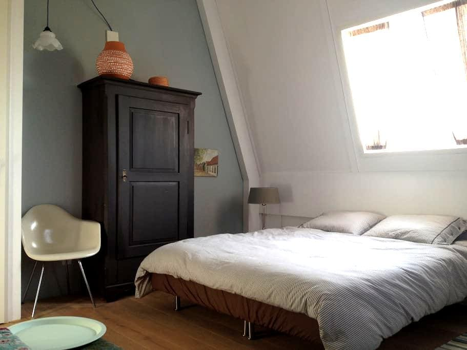 Amsterdam privat spacious room NDSM - Amsterdam