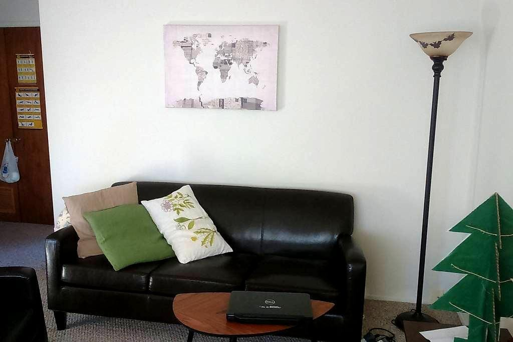 Sunny one-bedroom Apt in Lomita - Lomita