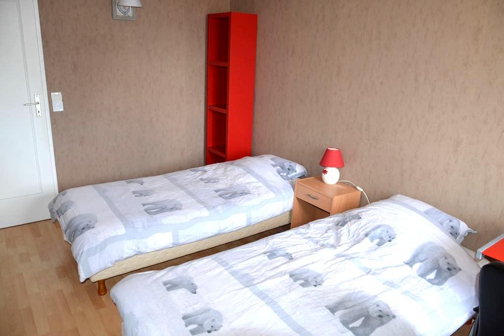 Chambre dans grande maison - Besançon - House