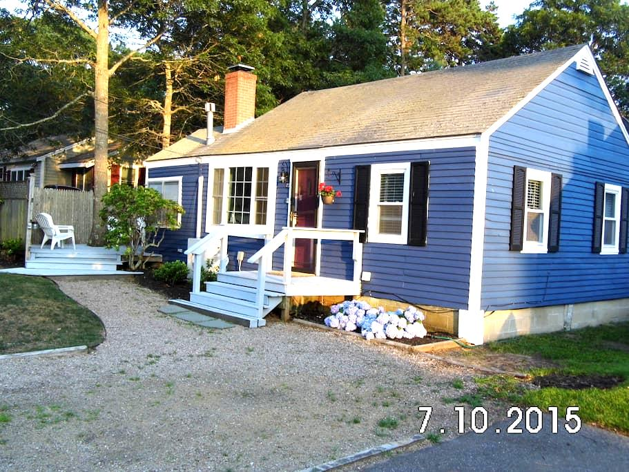 Cape Cod/ Beaches/Golf/Business/Dog Friendly - Yarmouth - Casa
