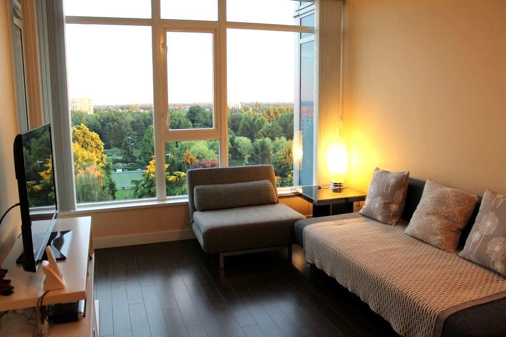 Nice 1 bdrm apt by Sheraton Hotel - Richmond - Appartement