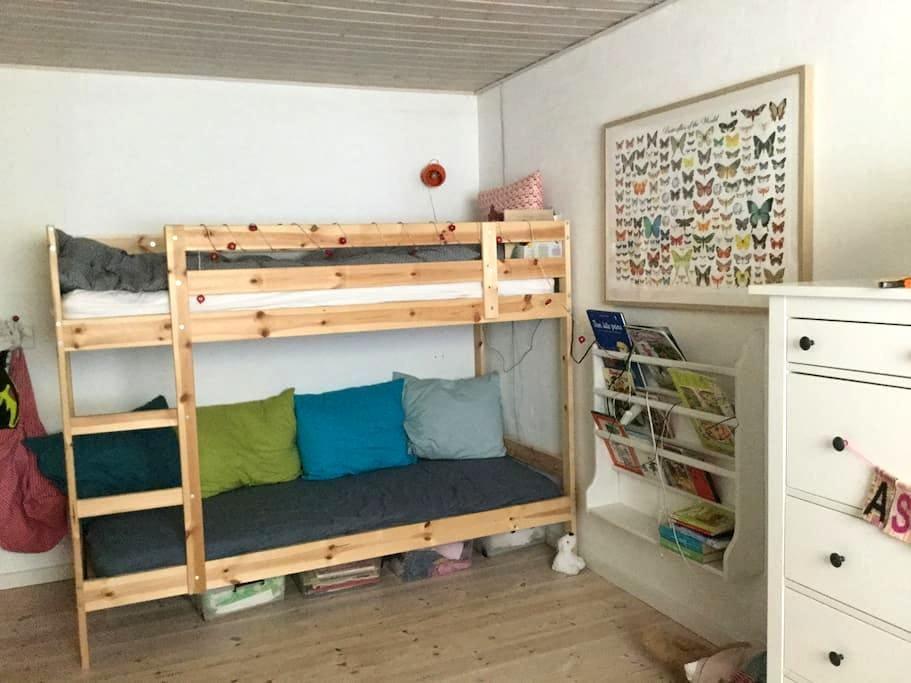 Cozy and kid-friendly suburban house near Aalborg - Nibe - Villa