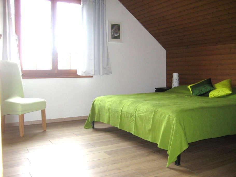Schlafen auf dem Weingut - Villigen - Bed & Breakfast