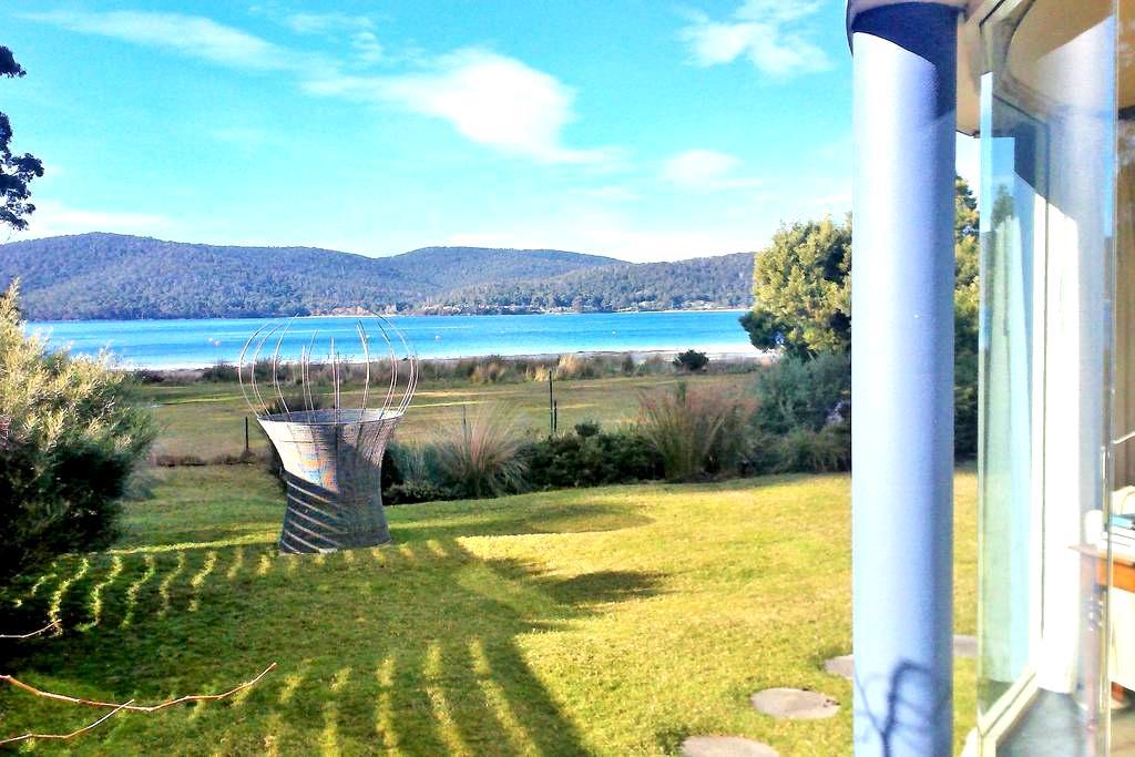Blue Poles at Adventure Bay - Adventure Bay - Casa