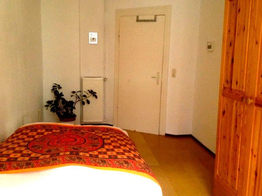 Guest Room in Student Apartment - Kassel - Lägenhet
